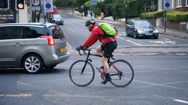 The DfT is encouraging more sustainable travel for people across the country.