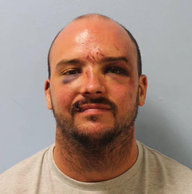 Vincente Forde was jailed for six years and nine months