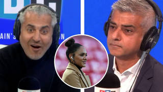 'I nearly didn't vote for Sadiq Khan because he drops his Gs,' caller confesses