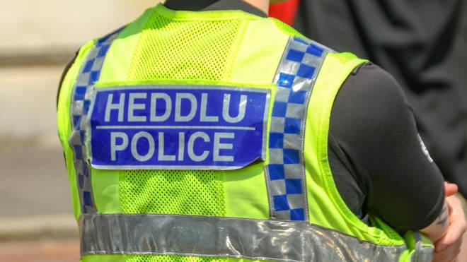 Police said three people were arrested on Sunday evening