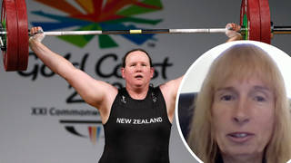 Laurel Hubbard a 'meaningful competitor' in female weightlifting, says Olympic gender adviser