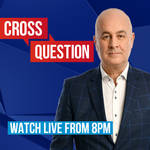 Cross Question with Iain Dale 02/08 | Watch LIVE from 8pm