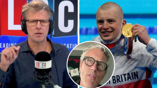 Mark Foster praises Adam Peaty for 'opening up' about mental health