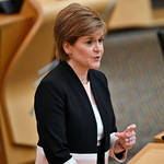 Nicola Sturgeon will give her statement on Tuesday afternoon.