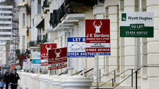 Letting agents' boards