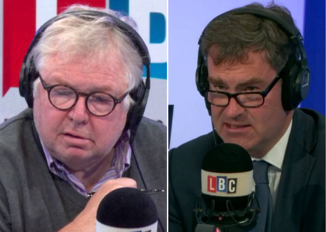 Nick Ferrari grilled David Gauke about parole board's gaffe over John Worboys