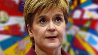 Nicola Sturgeon has confirmed Scotland will drop most of its remaining legal restrictions
