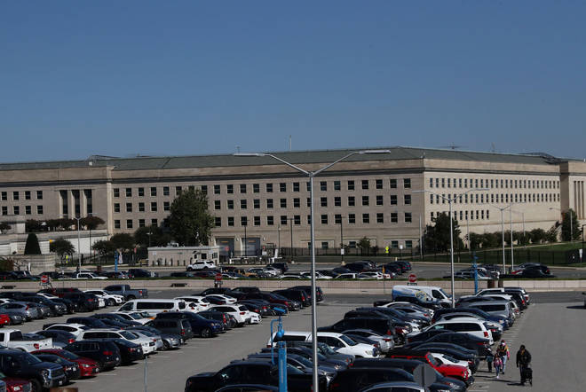 The Pentagon in Virginia is on lockdown after reports of a shooting