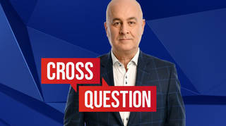 Cross Question with Iain Dale 03/08 | Watch Live from 8pm