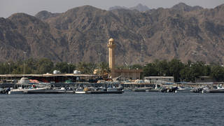 """There has been a """"potential hijack"""" of a vessel off the coast of Fujairah, in the gulf of Oman"""