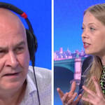 Fiery clash with Green Party leader over Channel migrants arriving in UK