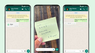WhatsApp's new View Once disappearing messages feature