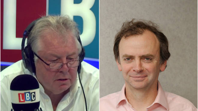 Nick Ferrari James Hanning