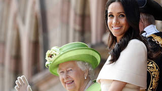 The Royals posted on Twitter: Wishing The Duchess of Sussex a very Happy Birthday today!