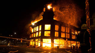 Labour has warned the conditions behind the riots have not been addressed