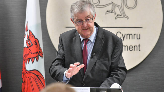 Welsh First Minister Mark Drakeford has announced Wales will move to alert level zero at 6am on Saturday