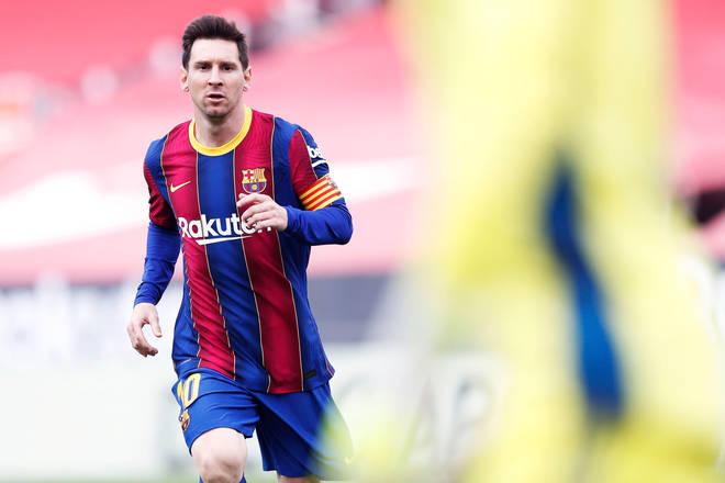 Lionel Messi will leave FC Barcelona