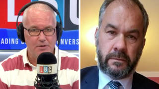'Are you listening to yourself?': Eddie Mair grills Business Minister Paul Scully