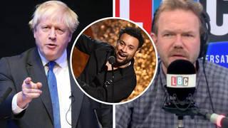 James O'Brien: Boris Johnson is the Shaggy of British politics