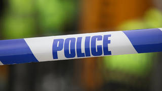 Two police officers have been injured in an assault in north London