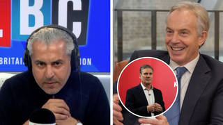 Maajid Nawaz issues warning to Starmer over 'embracing Blair's legacy'