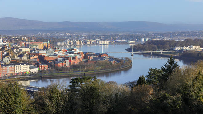 Londonderry is now the most affordable UK city to buy a home