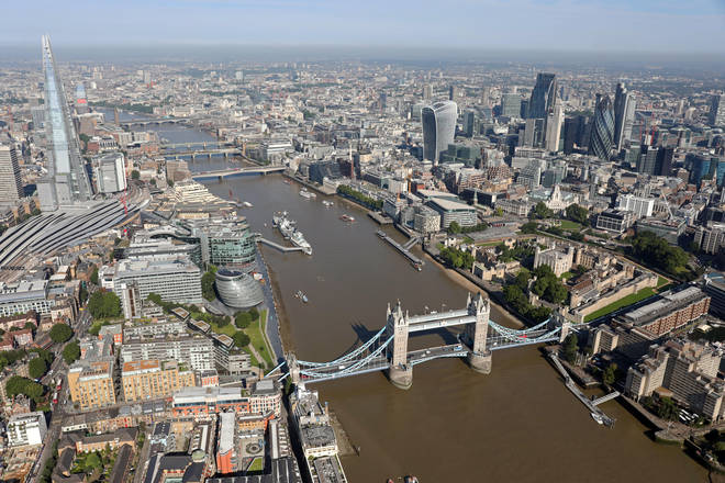 London dropped out of the UK's top five least affordable cities