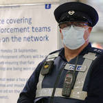Around 400 enforcement officers will be 'reminding' TfL travellers to wear masks on the Tube