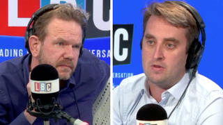 'Just get jabbed!': LBC's Theo Usherwood opens up about impact Covid has had on him