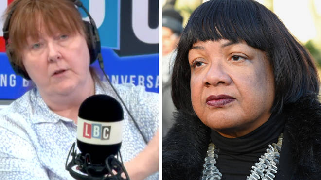 """Diane Abbott has called what has happened """"a shambles""""."""