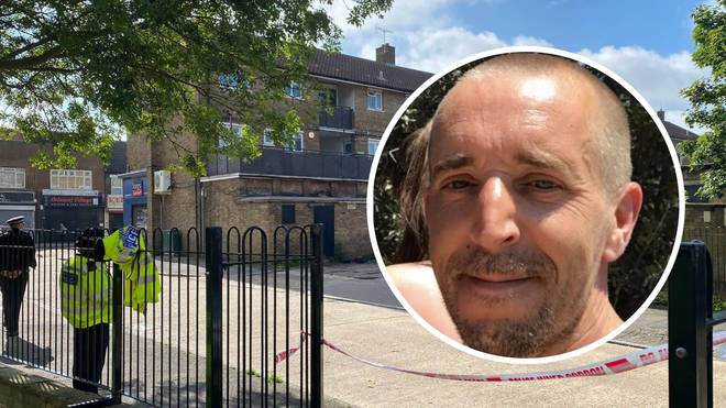 James Markham, 45, was fatally stabbed on the evening of Monday, 9 August after confronting a group of youths in the street.