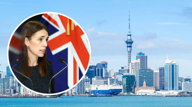 Jacinda Ardern said New Zealand will not reopen its borders this year