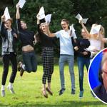 Nick Ferrari raged about the new numerical GCSE grades