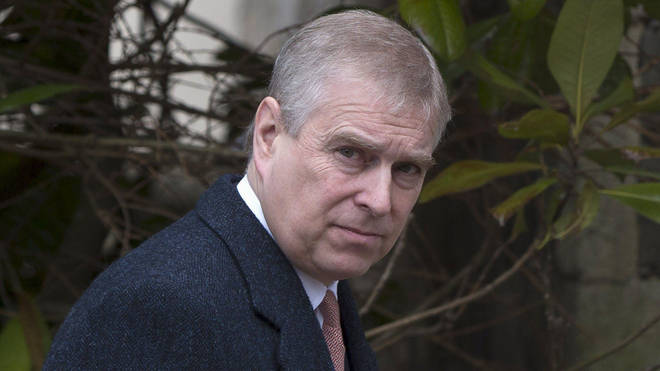 Prince Andrew vehemently denies accusations against him