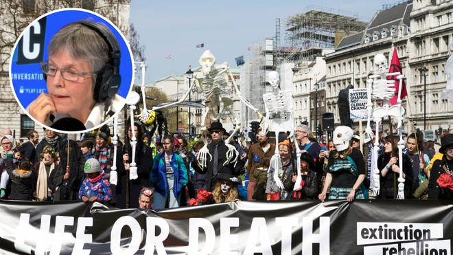 Dame Cressida Dick said the Met will meet any Extinction Rebellion disruption with a fair response