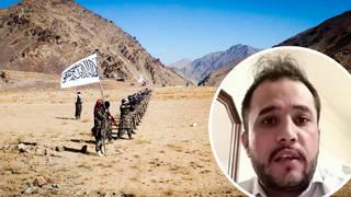 'We'll burn your house': Ex-Army interpreter reveals father's Taliban door-knock