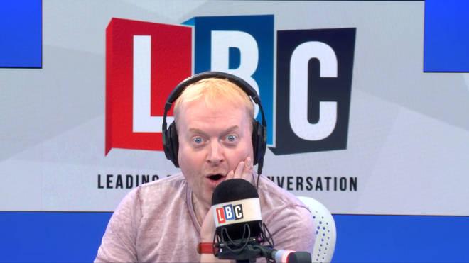 """Darren Adam in shock at Jake calling Helen """"dear"""""""