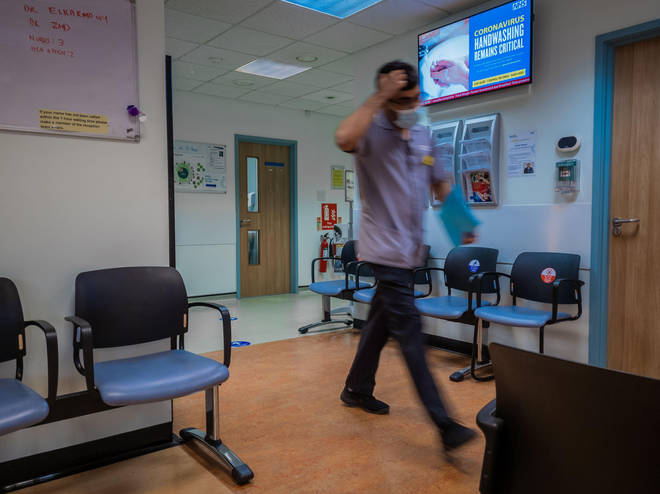 NHS waiting lists for routine treatment have reached a record high.