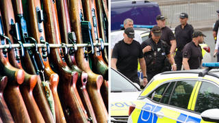 Jake Davison had obtained a firearm licence