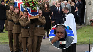 'He gave his life for Queen and country': Mother's moving tribute to Afghanistan veteran son