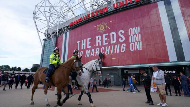 Six arrests were made as the Premier League returned
