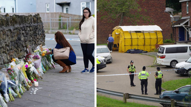 Plymouth has been left reeling from the tragedy