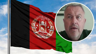 'I think it's appalling what we've done to the Afghan people'