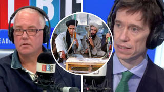 Rory Stewart: UK's Afghanistan withdrawal 'biggest betrayal since WWII'
