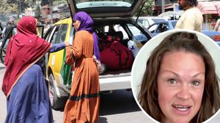 'Priti Patel's bill would indefinitely detain a woman fleeing the Taliban'
