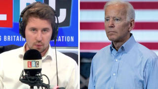 Tory MP: Biden pulled out of Afghanistan 'because it sounded good'