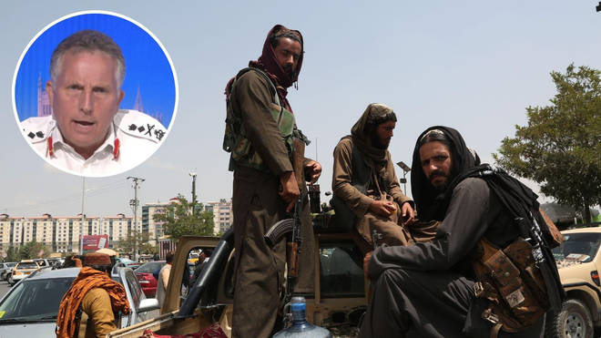 General Sir Nick Carter said the Taliban need to be given space to see how they govern