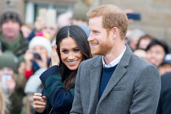 The Duke and Duchess of Sussex announced their decision to step down as senior royals in January 2020.