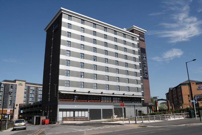 South Yorkshire Police have appealed for information following the boy's death in what was reported to be a fall from the ninth floor of Sheffield's Metropolitan Hotel