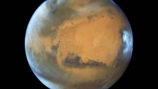 The planet Mars (Nasa/Esa/PA)